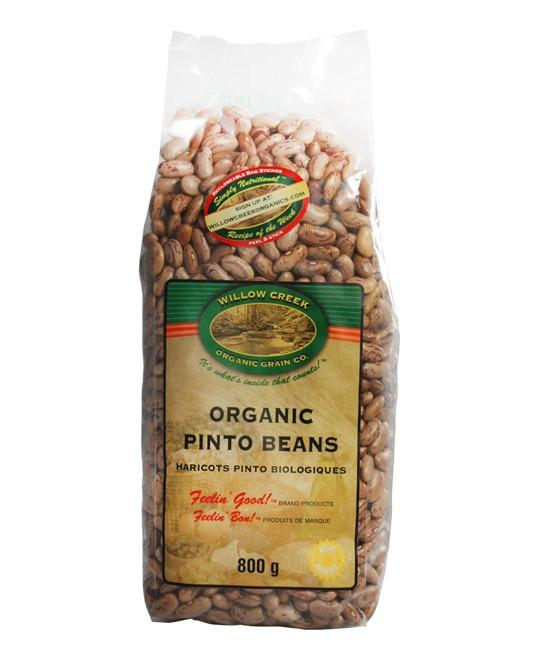 Willow Creek Dried Pinto Beans (800g)