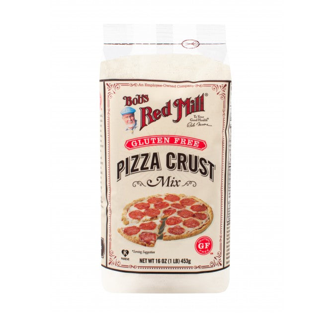 Bob's Red Mill Gluten Free Pizza Crust Mix 453g