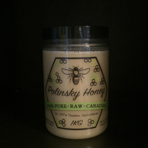 Polinsky Creamed Honey 1kg