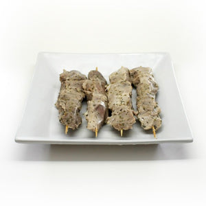 Pork Souvlaki (4/pack)