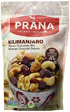 Prana Kilimanjaro Deluxe Chocolate Mix (150g)