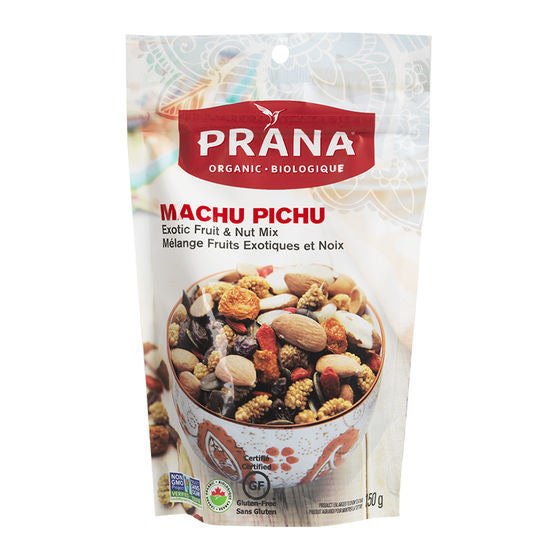 Prana Machu Pichu Exotic Fruits & Nuts (150g)