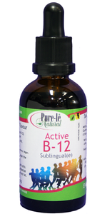 Pure-le Active B-12 Berry Flavour (50ml)