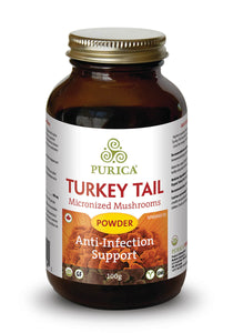 Purica Turkey Tail (100g Powder)