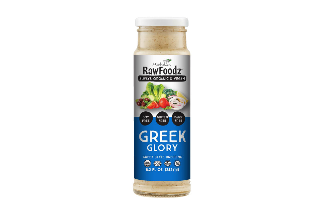 RawFoodz Greek Glory Dressing (250ml)