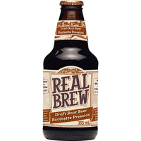 Real Brew Draft Root Beer (355ml)