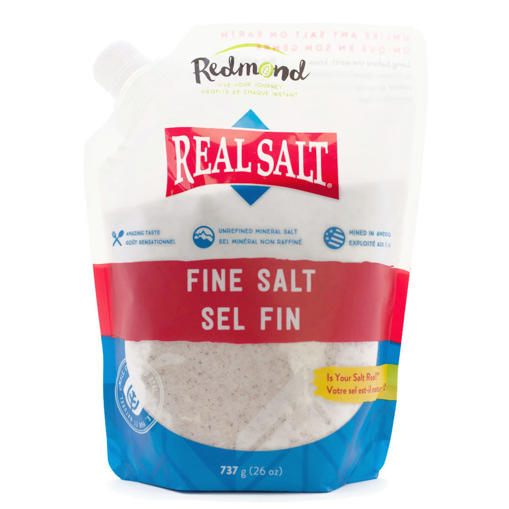 Redmond Real Salt Fine (737g)