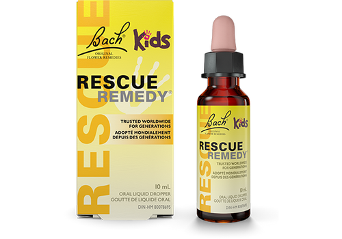 Bach Rescue Remedy Kids Liquid Dropper (10ml)