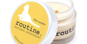 Routine Deodorant The Curator - Baking Soda Free! (58g)