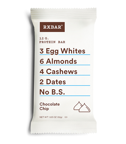 RXBar Chocolate Chip 12g