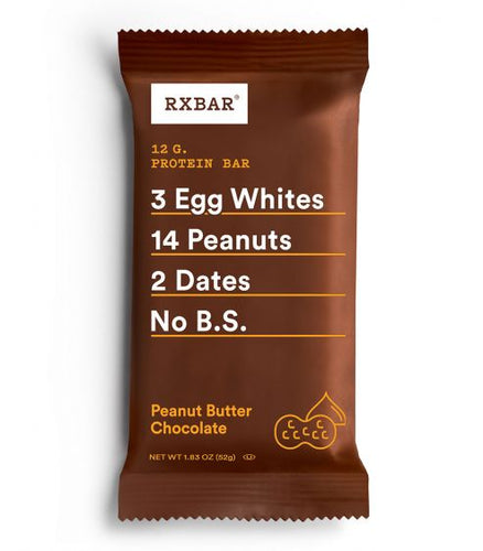 RXBar Peanut Butter Chocolate 12g