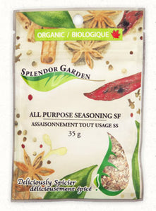 Splendor Garden All Purpose Seasoning (35g)