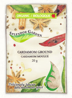 Splendor Garden Cardamom Ground (20g)