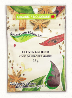 Splendor Garden Cloves Ground (25g)