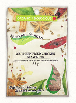 Splendor Garden Southern Fried Chicken Seasoning (35g)