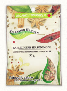Splendor Garden Garlic Herb Seasoning (35g)