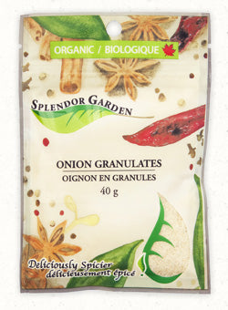 Splendor Garden Onion Granulates (40g)