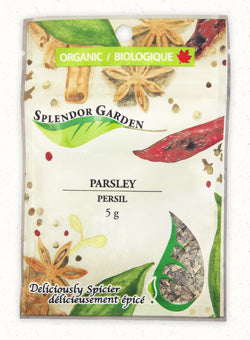 Splendor Garden Parsley (5g)