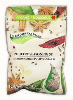 Splendor Garden Poultry Seasoning (25g)