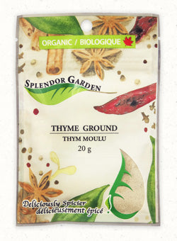 Splendor Garden Thyme Ground (20g)