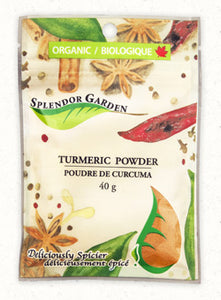 Splendor Garden Turmeric Powder (40g)