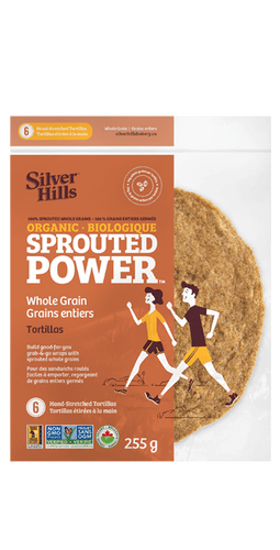 Silver Hills Organic Sprouted Whole Grain Tortillas (255g)