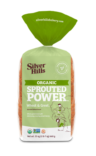 Silver Hills Sprouted Wheat & Greet (660g)