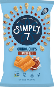 Simply 7 Quinoa Chips Barbeque (99g)