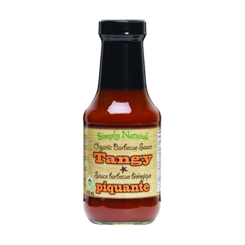 Simply Natural Tangy Barbecue Sauce (303ml)