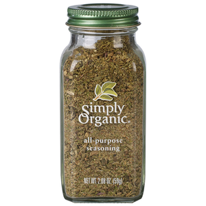 Simply Organic All-Purpose Seasoning (59g)