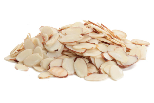 Almonds Sliced, Bulk (Organic)