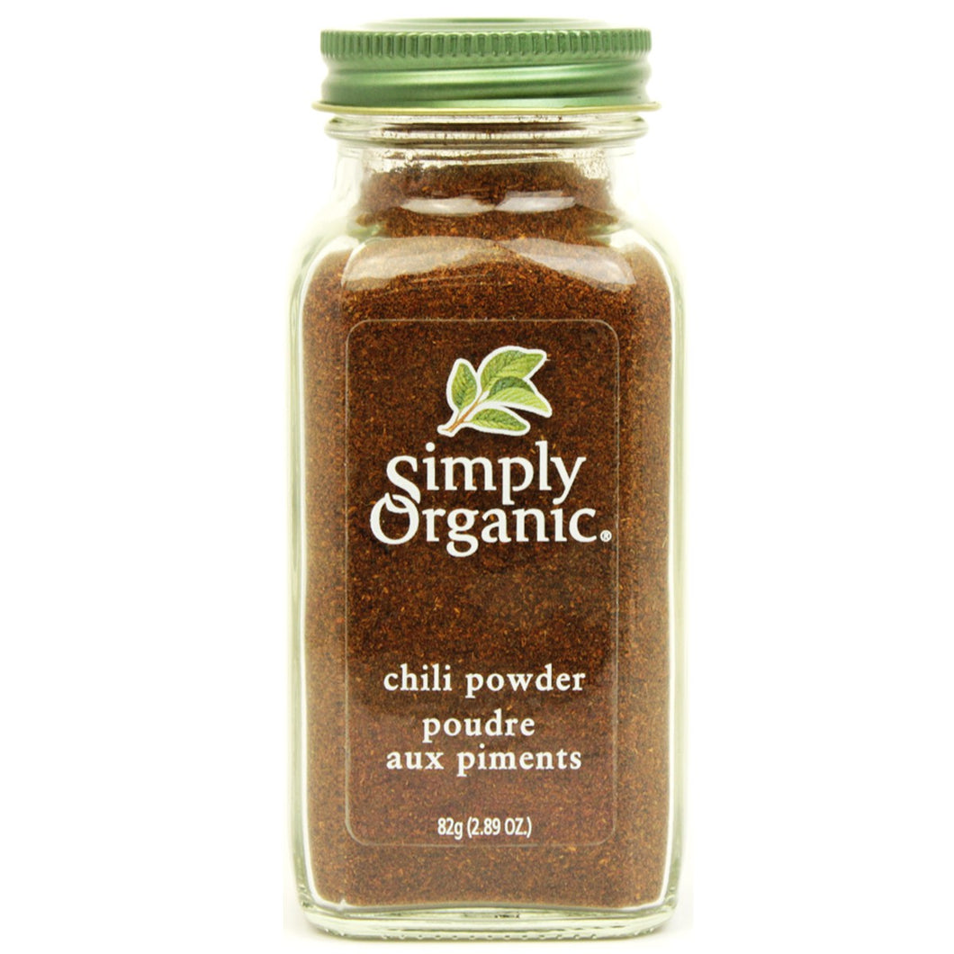 Simply Organic Chili Powder (82g)