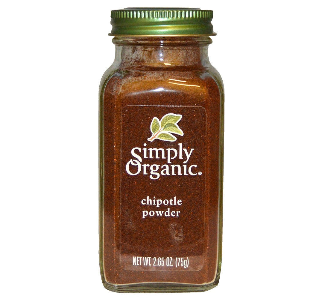 Simply Organic Chipotle Powder (75g)
