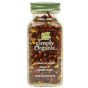 Simply Organic Crushed Red Pepper (45g)
