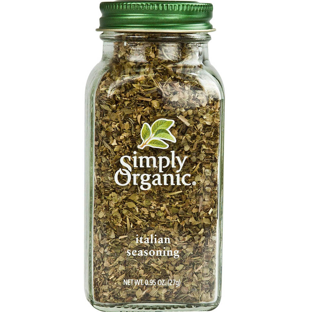 Simply Organic Italian Seasoning (22g)