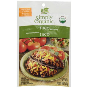 Simply Organic Taco Seasoning (32g)