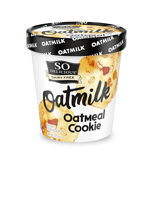 So Delicious Oat Milk Ice Cream Oatmeal Cookie (500ml)