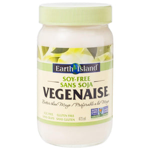 Earth Island Soy-Free Vegenaise 473ml