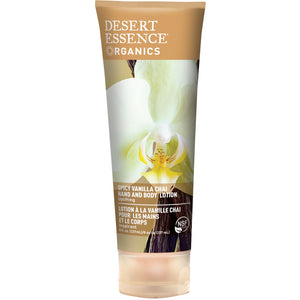 Desert Essence Spicy Vanilla Chai Lotion 237ml
