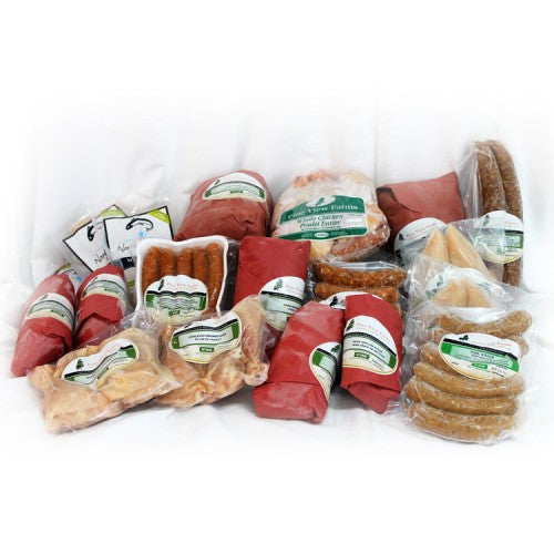 Pine View Farms Sampler Meat Pack