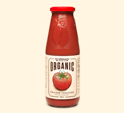Eat Wholesome Food Co. Organic Strained Tomatoes 680ml