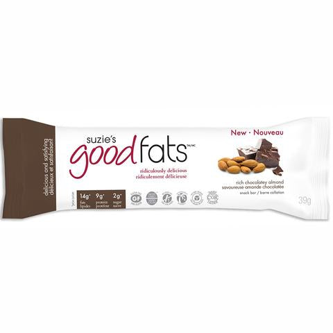 Love Good Fats Rich Chocolately Almond 39g