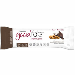 Suzie's Good Fats Rich Chocolately Almond 39g
