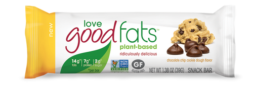 Love Good Fats Plant-Based Chocolate Chip Cookie Dough (39g)