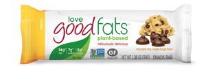Suzie's Good Fats Plant-Based Chocolate Chip Cookie Dough (39g)