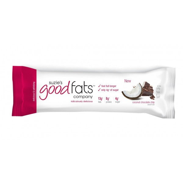 Love Good Fats Coconut Chocolate Chip 39g