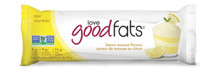 Love Good Fats Lemon Mousse 39g