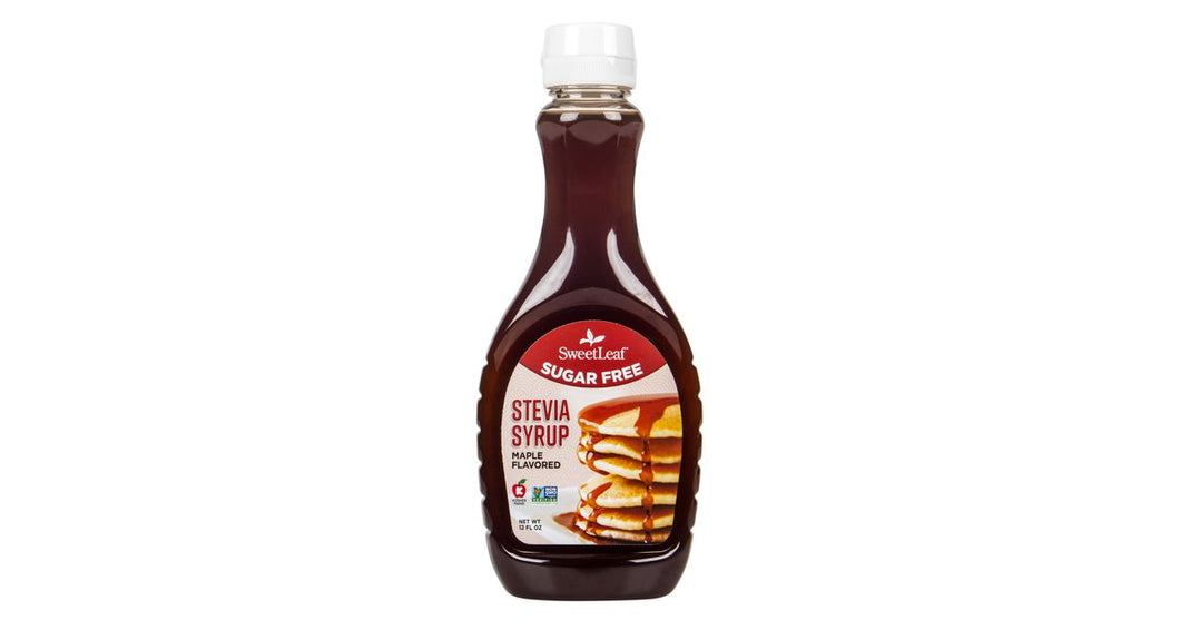 SweetLeaf Sugar Free Maple Syrup (360ml)