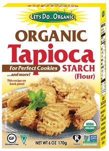 Let's Do...Organic Tapioca Starch (170g)