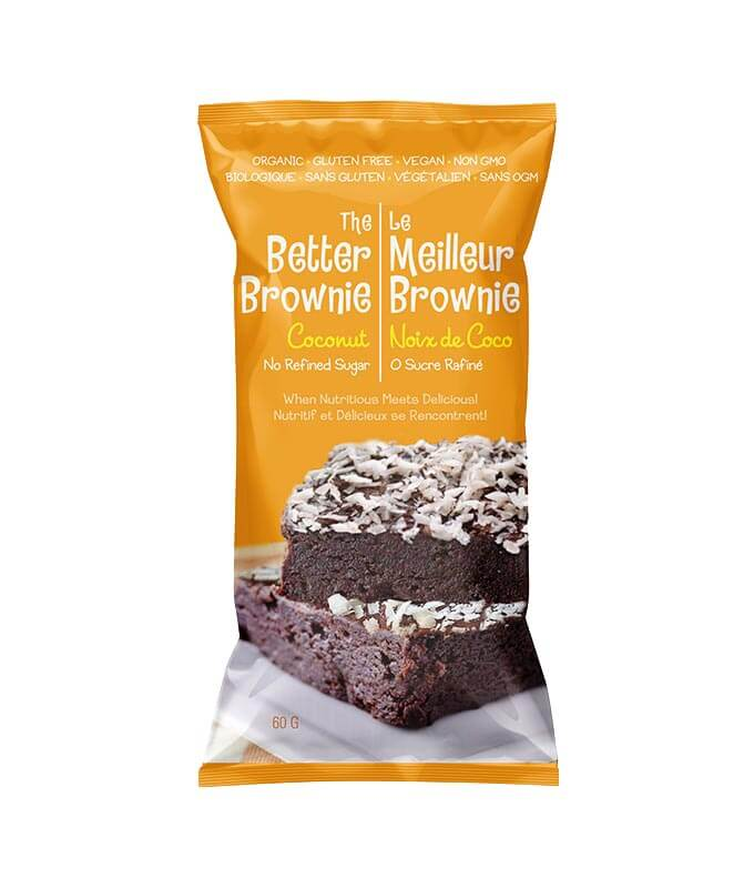 The Better Brownie Coconut (60g)